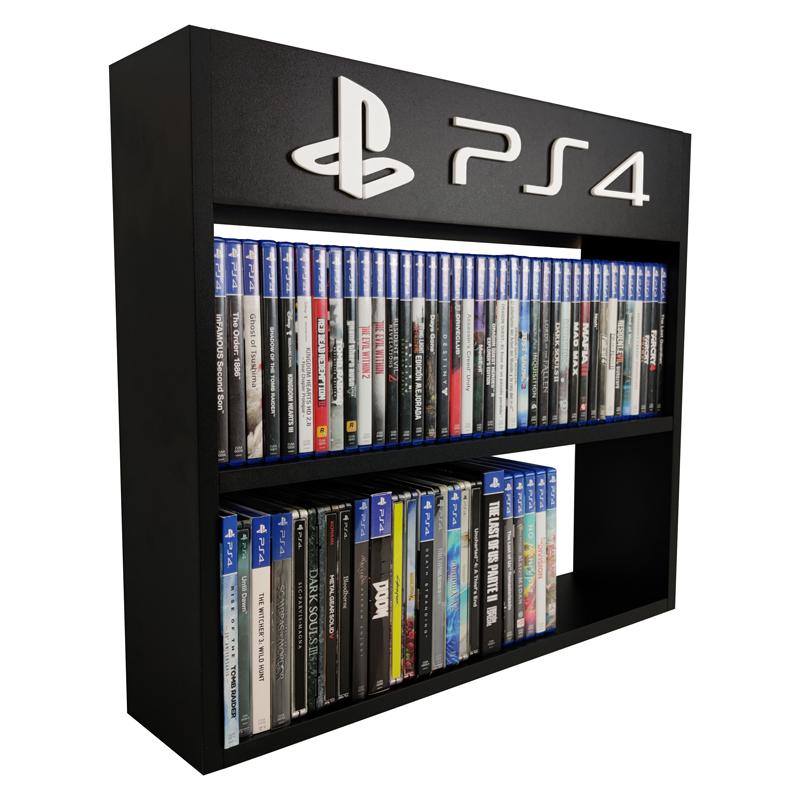 shelf-games-ps4-black-left-side