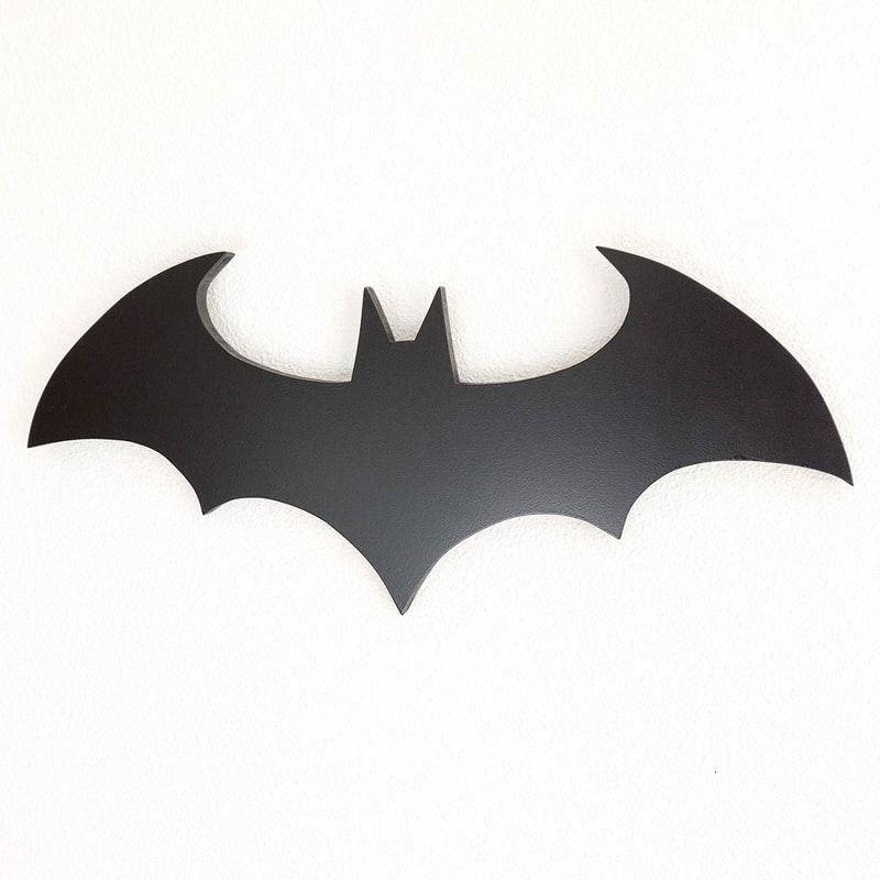 cuadro de batman arkham