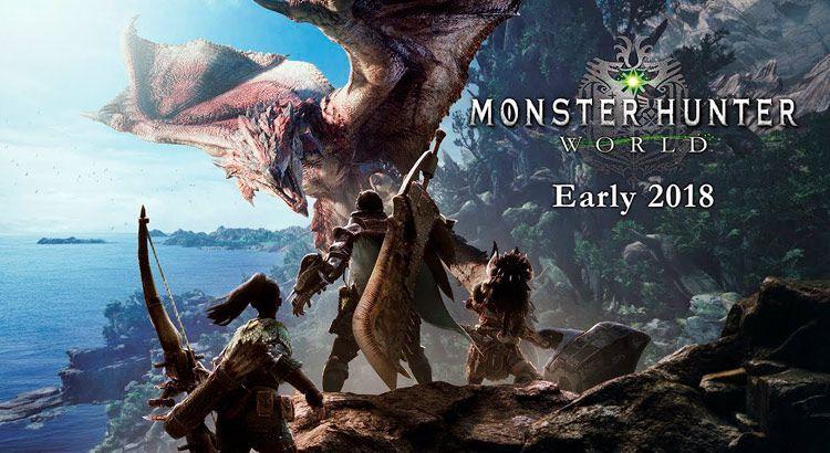 Beta de monster hunter world
