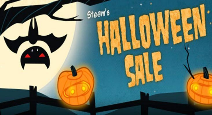 Ofertas halloween de steam