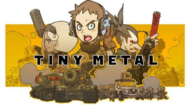 Unties Tiny metal portada