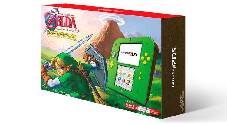 2ds link edition
