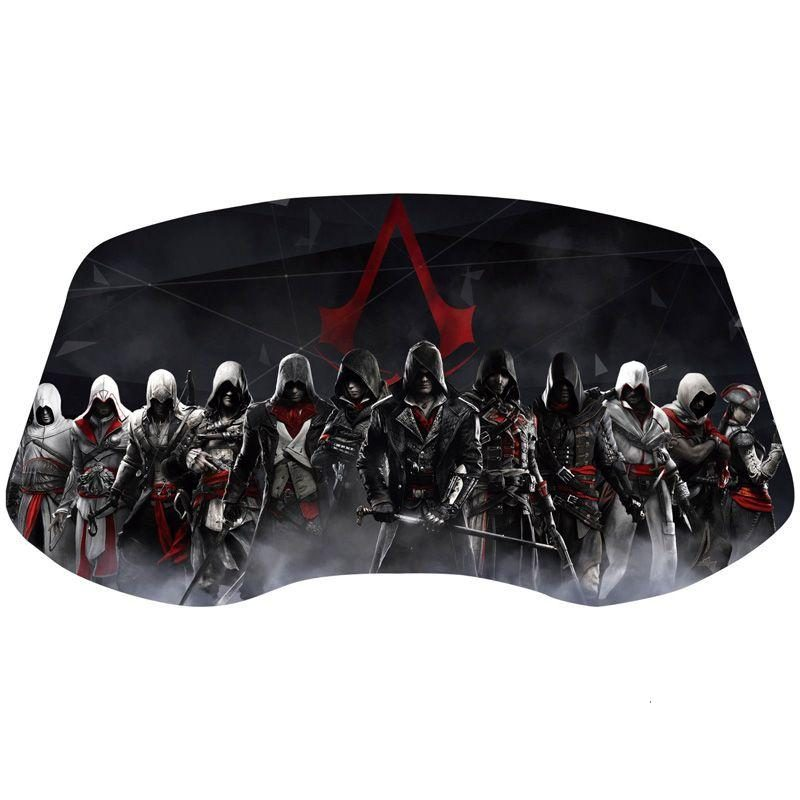 vinilo panel arcade assasins creed