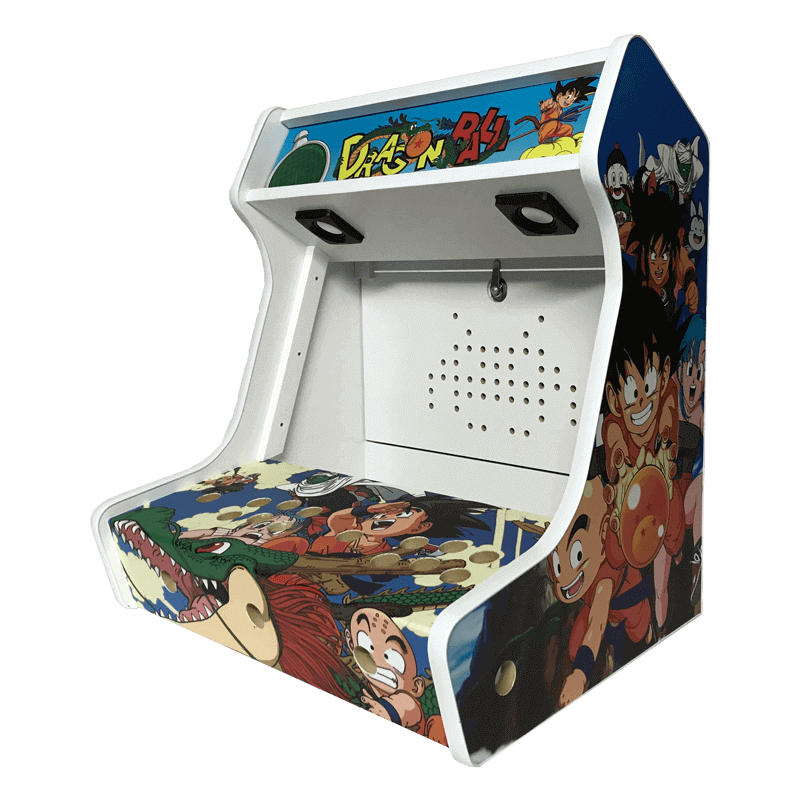 omniretro muebles bartop estanter as para juegos y