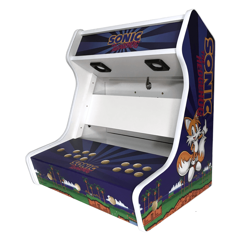 maquina recreativa sonic