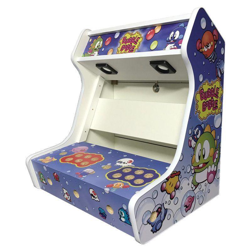 Bubble bobble arcade bartop