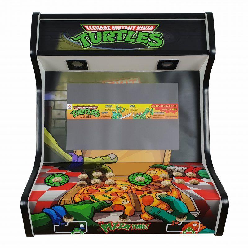 Bartop premium tortugas ninja3