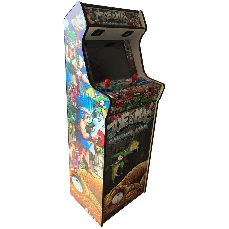 vinilos-caveman-ninja-arcade