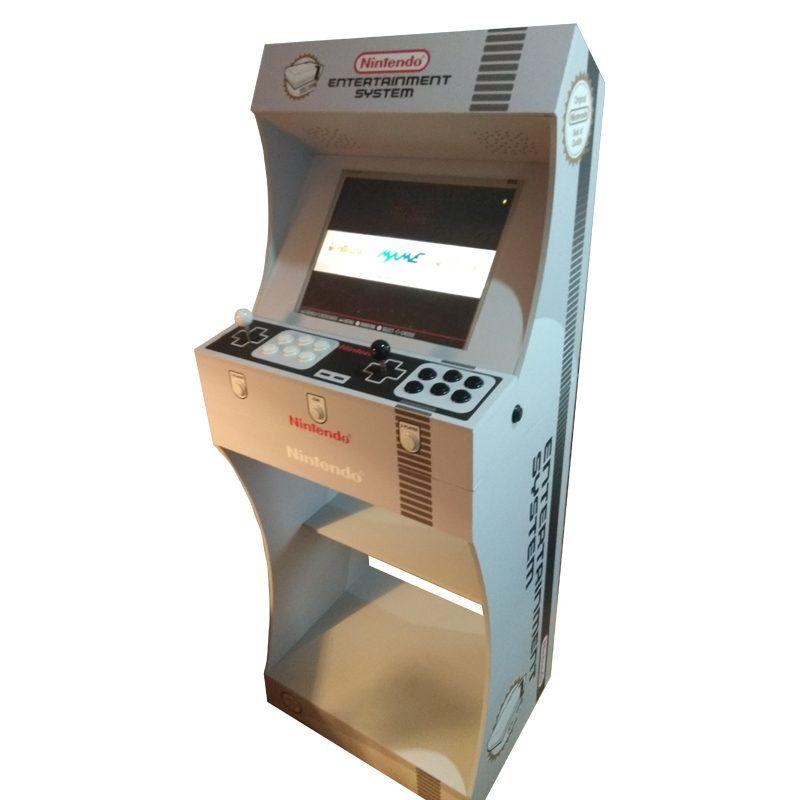 Vinyl-nes-arcade