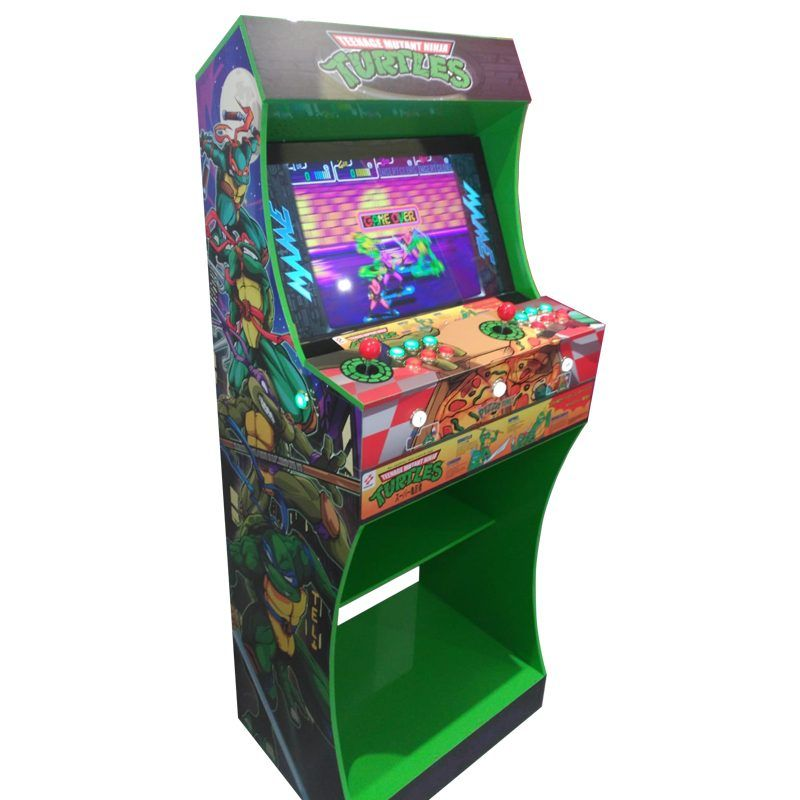 vinilos-tortugas-ninja-arcade