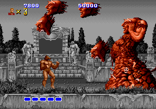 Arcade Altered Beast