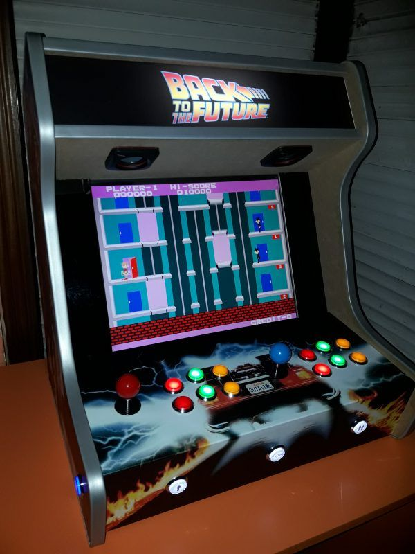 bartop premium back to the future