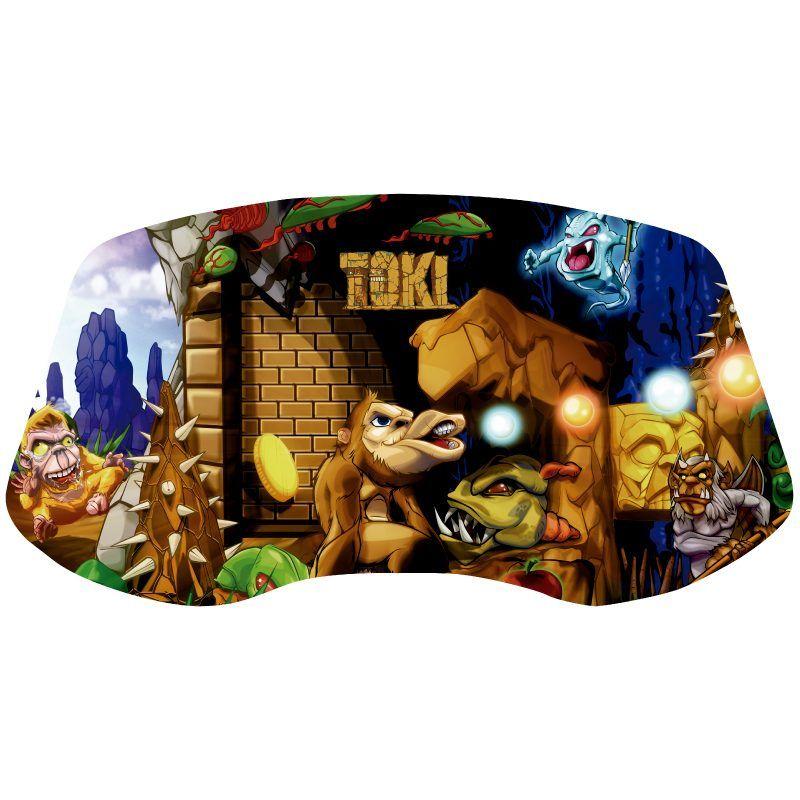 vinilo-toki-panel-arcade