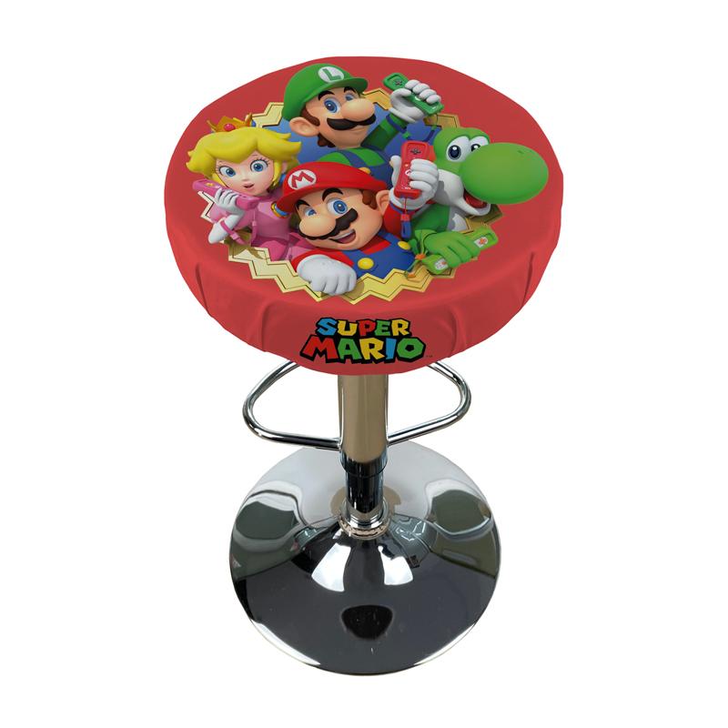 Stool-arcade-mario-front